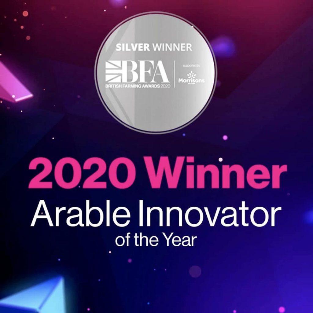 BFA 2020 Winner Arable