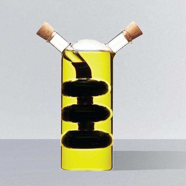 Hemp Oil Double Pourer