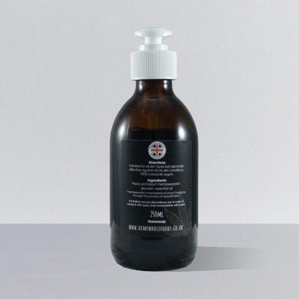 Hemp Hand Soap Eucalyptus - 250ml