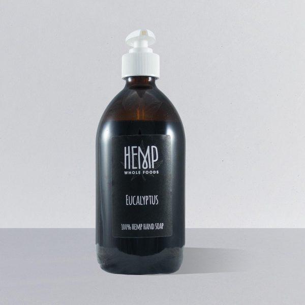Hemp Hand Soap Eucalyptus - 500ml