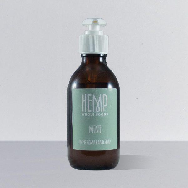 Hemp Hand Soap Mint - 250ml
