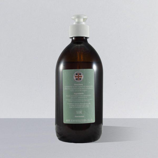 Hemp Hand Soap Mint - 500ml