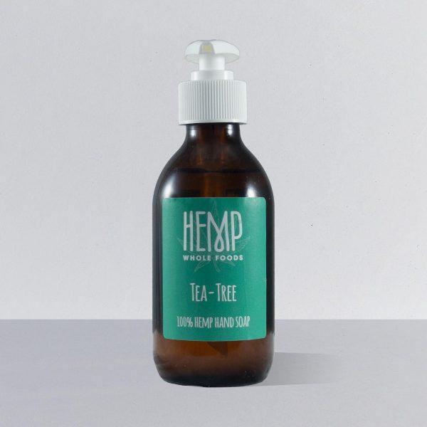 Hemp Hand Soap Tea Tree - 250ml