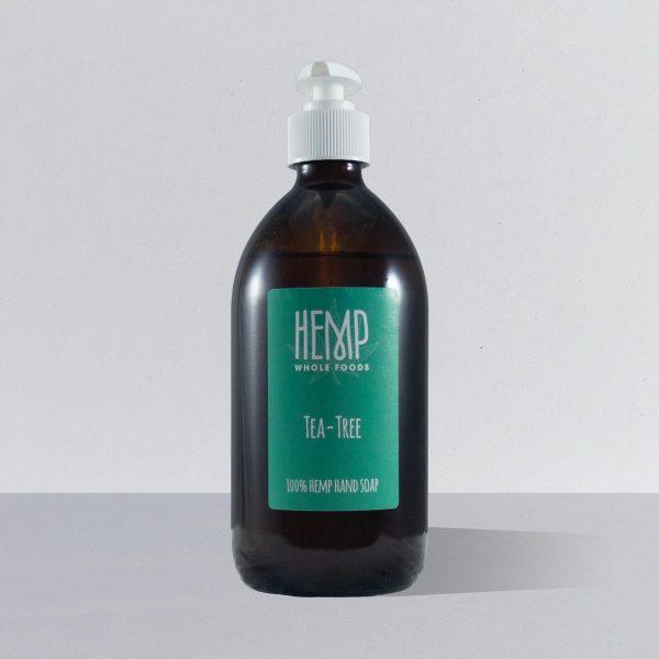 Hemp Hand Soap Tea-Tree - 500ml