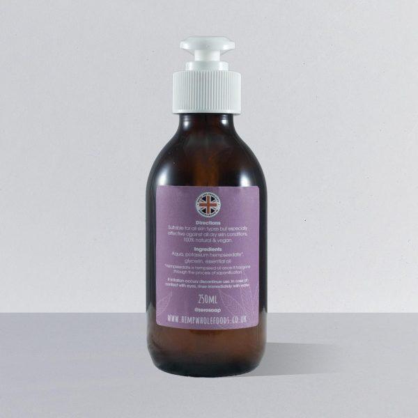 Hemp Lavender Hand Soap - 250ml