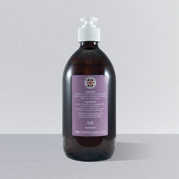 Hemp Lavender Hand Soap - 500ml