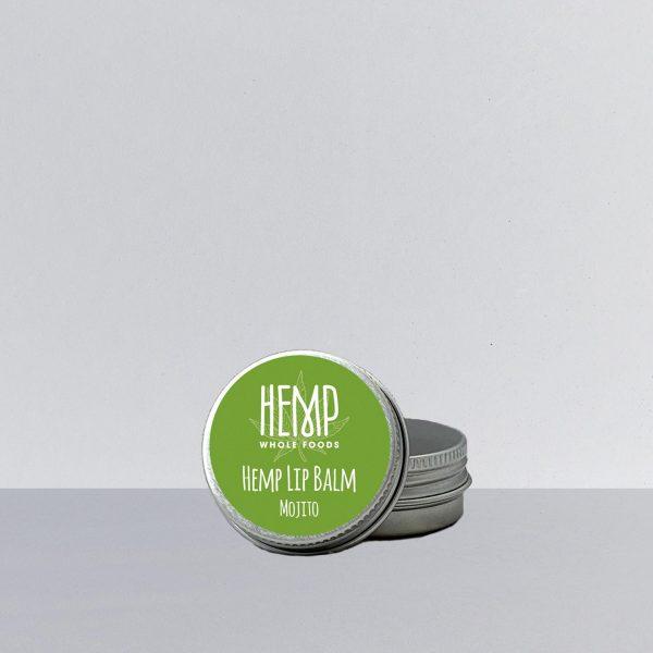 Hemp Lip Balm - Mojito