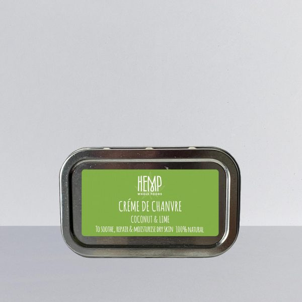 Le Chanvre Creme - Coconut & Lime