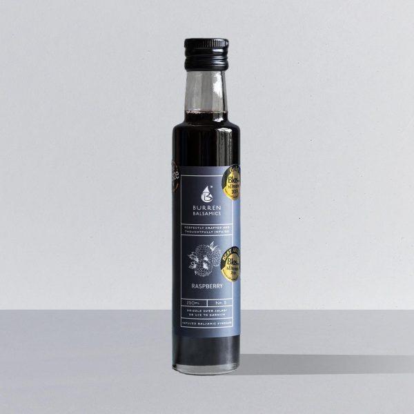 Raspberry Infused Balsamic Vinegar